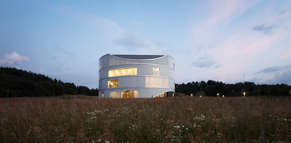 House of Natural Science, Bjerringbro, Denmark