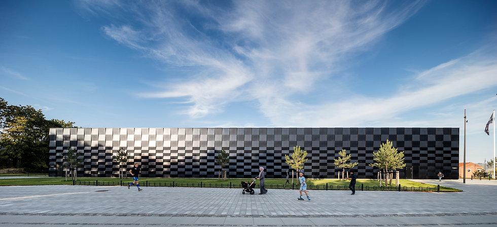 Gentofte Sportspark - Large indoor courts facility