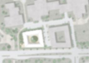 Landscape plan 1 to 500 Midgard