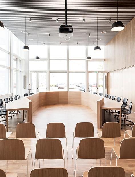 Furesø city hall, New Scandinavian Architecture