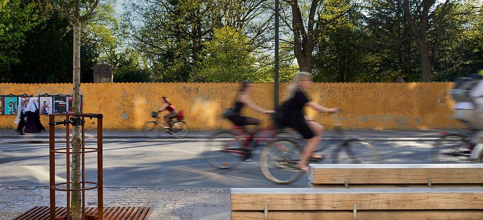 Nørrebrogade Urban Funiture