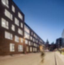 European School Facade