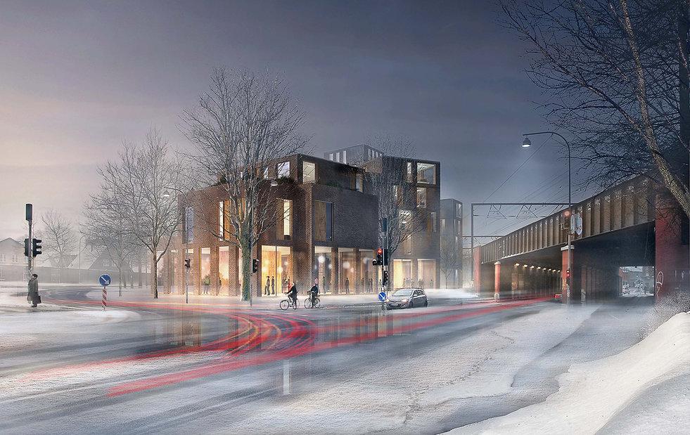 Ny Østergade Masterplan, Roskilde