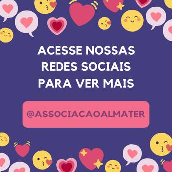 ACESSE NOSSAS REDES SOCIAIS PARA VER MAI