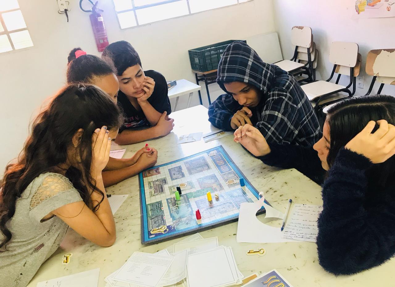Adolescentes do Serviço de Convivência e Fortalecimento de Vínculos