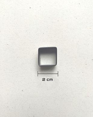 Cortador Rectangular Metálico