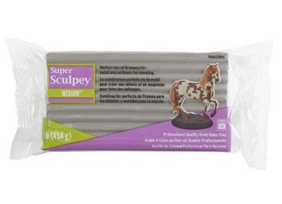 Super Sculpey Medium Blend 454g