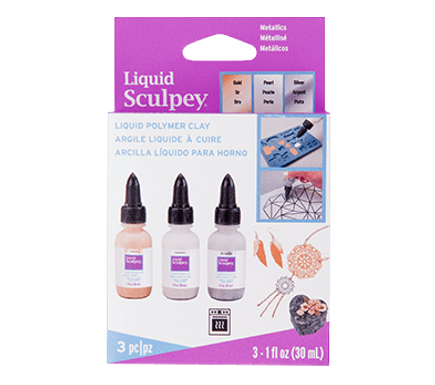 Multipack Liquido para Horno - Colores Metalicos