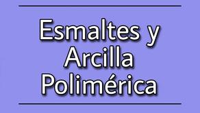 Consejos para utilizar Esmaltes con Arcilla Polimérica
