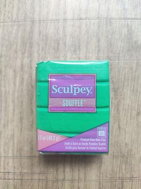 Sculpey Soufflé - Trébol
