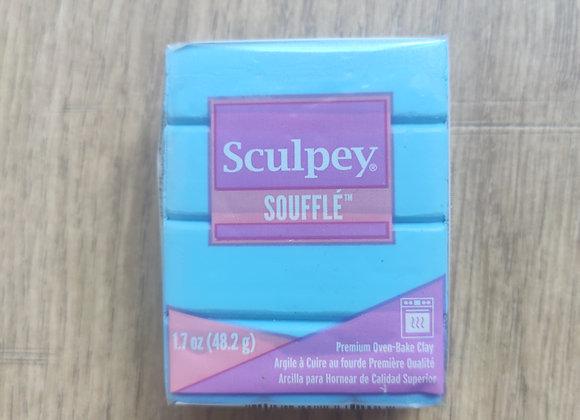Sculpey Soufflé - Azul Claro Pálido