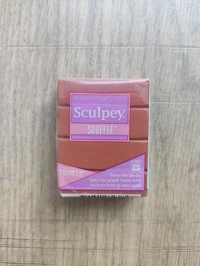Sculpey Soufflé - Canela