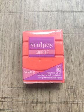 Sculpey Soufflé - Mandarina