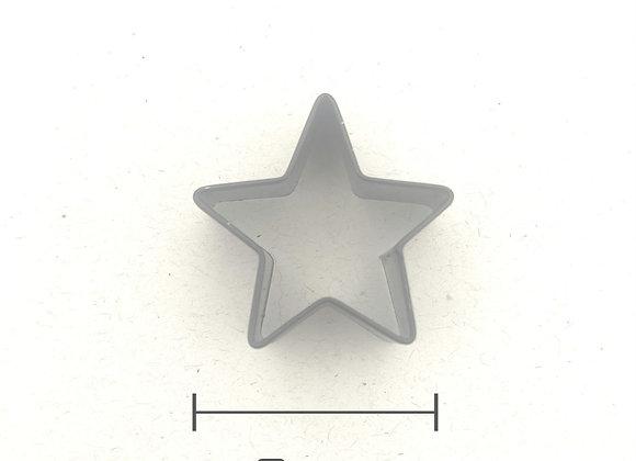Cortador Estrella Metálico