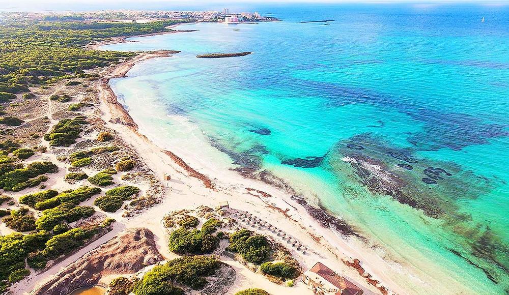 Die schönsten Strände auf Mallorca! Playa des Trenc