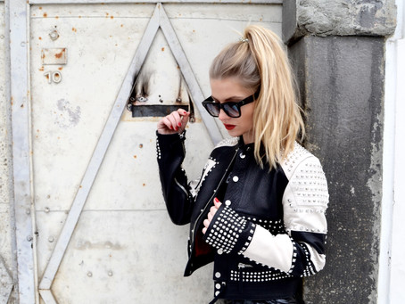 STYLECHECK: LACK MEETS LEATHER