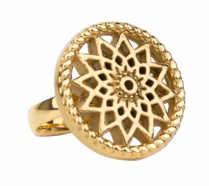 Statement Ring Gold