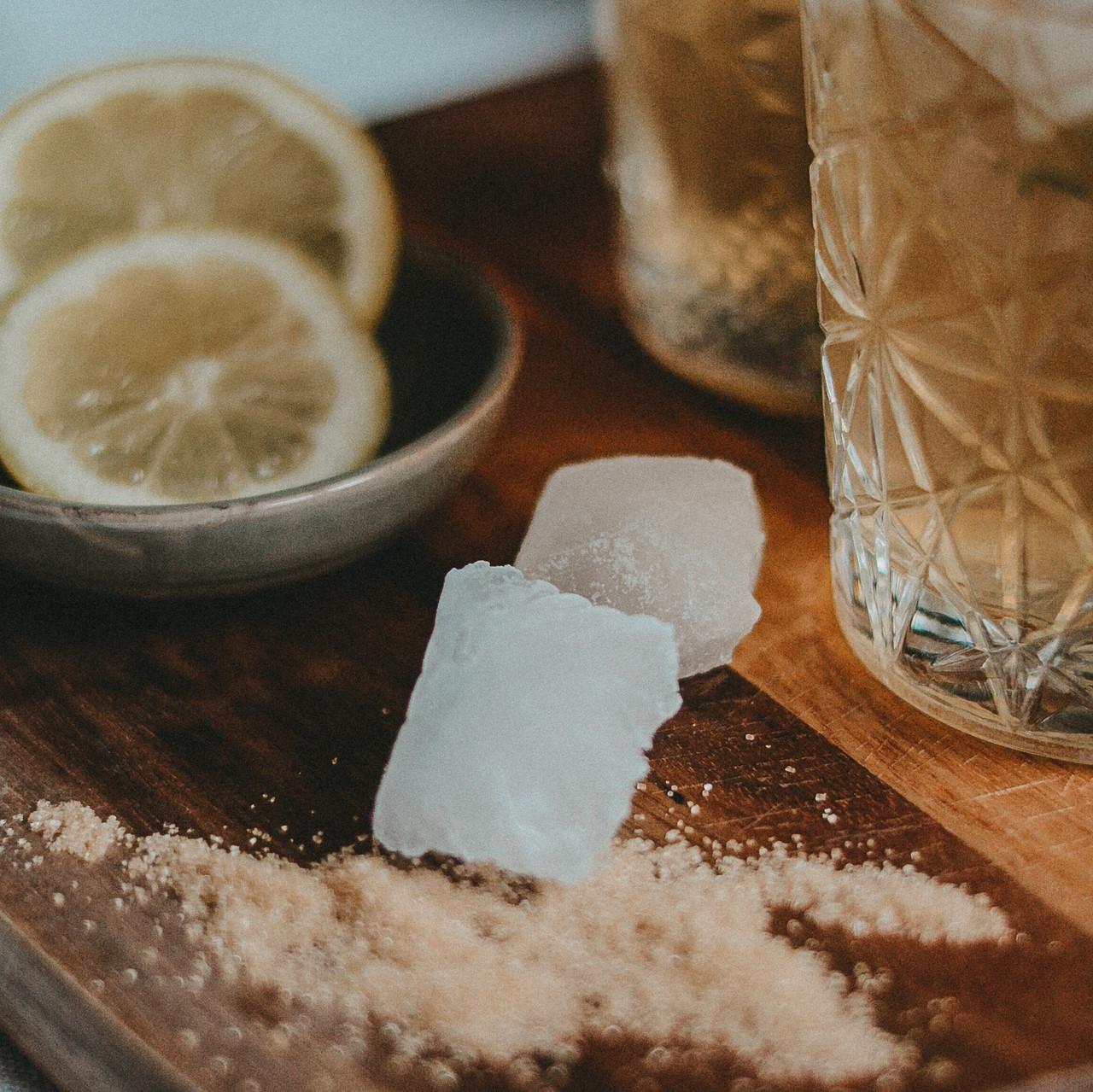 Selfmade Eistee ohne Zucker