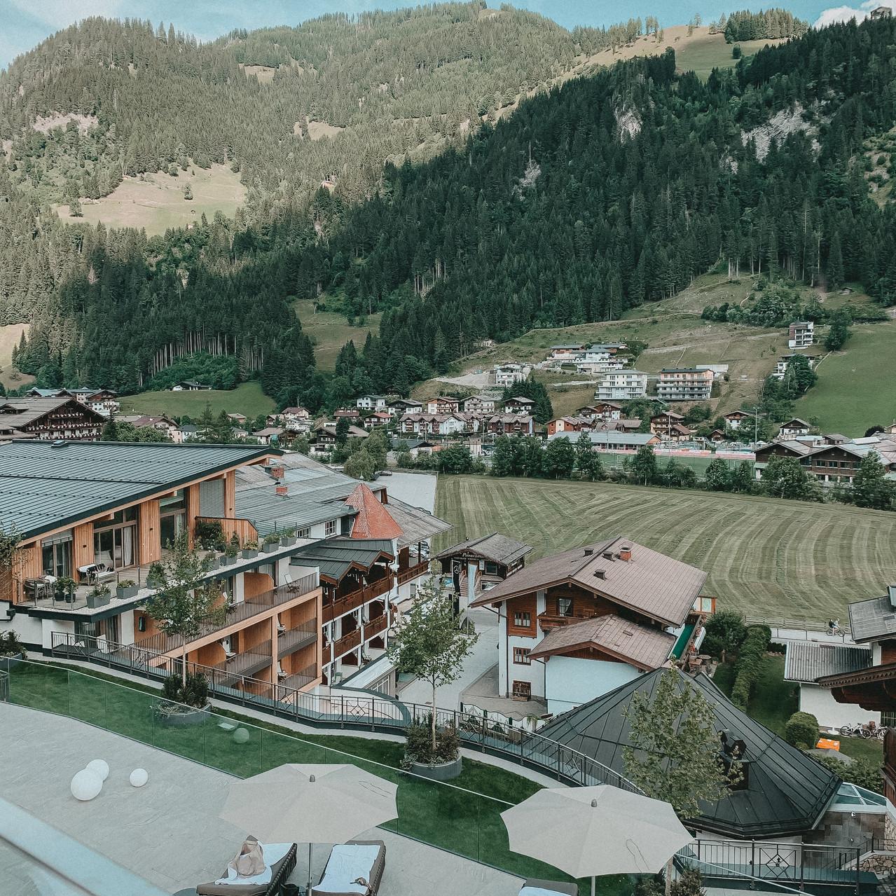 Das Edelweiss Salzburg Mountain R.