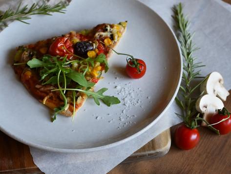 REZEPT: #HOMEMADE PIZZA WIE AUS BELLA ITALIA!