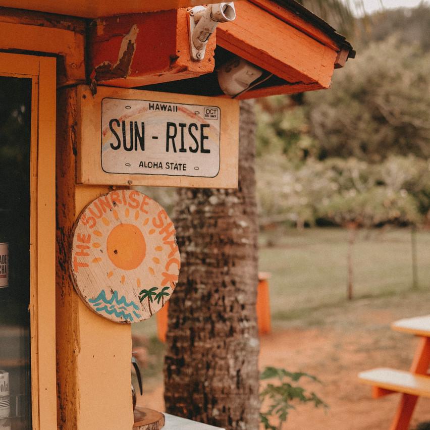 The Sunrise Shack: Beste Acai Bowls