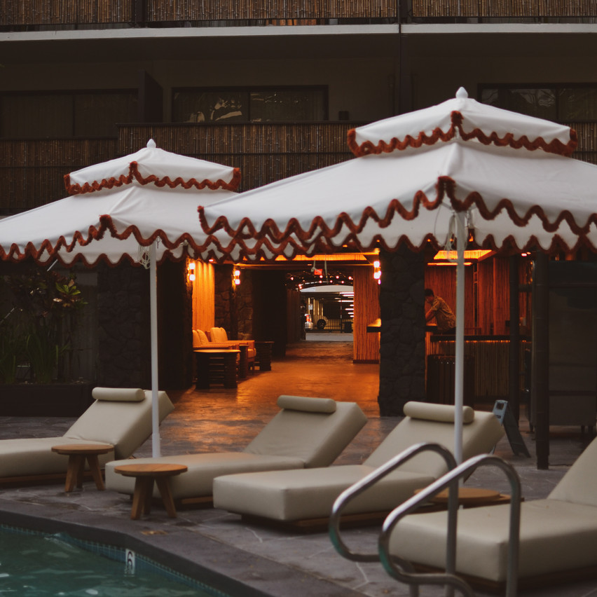 Boutique Hotel White Sands Waikiki