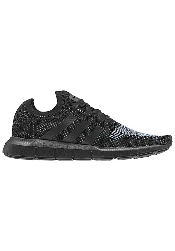 adidas-swift-run-primeknit-sneaker-schwarz