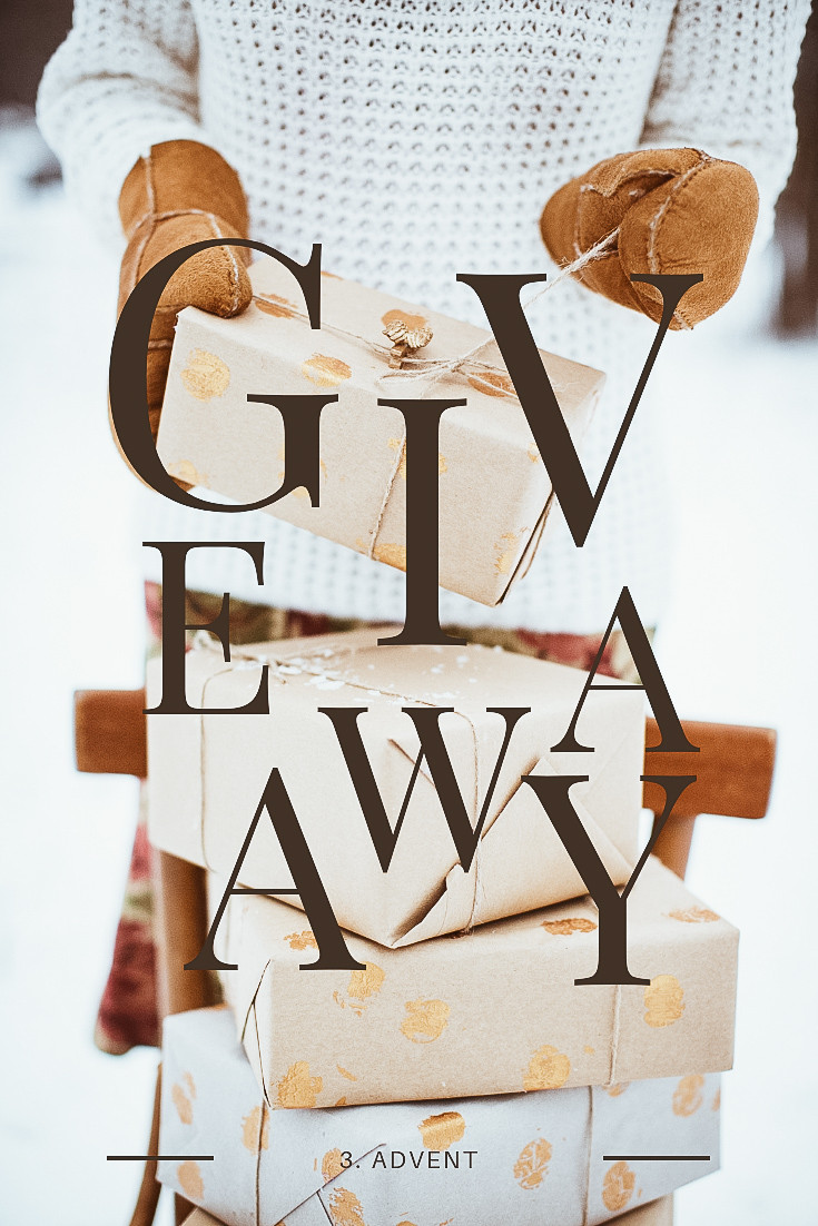 3. Advent Giveaway
