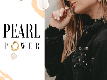 PEARL POWER: DIE MUST-HAVE OHRRINGE DER SAISON