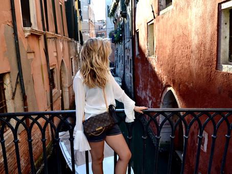TRAVEL DIARY - LOVE TRIP TO VENICE