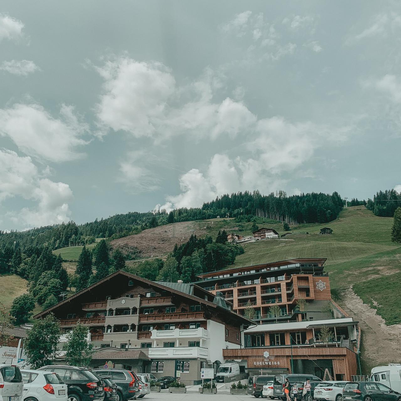 Das Edelweiss Salzburg Mountain Reso