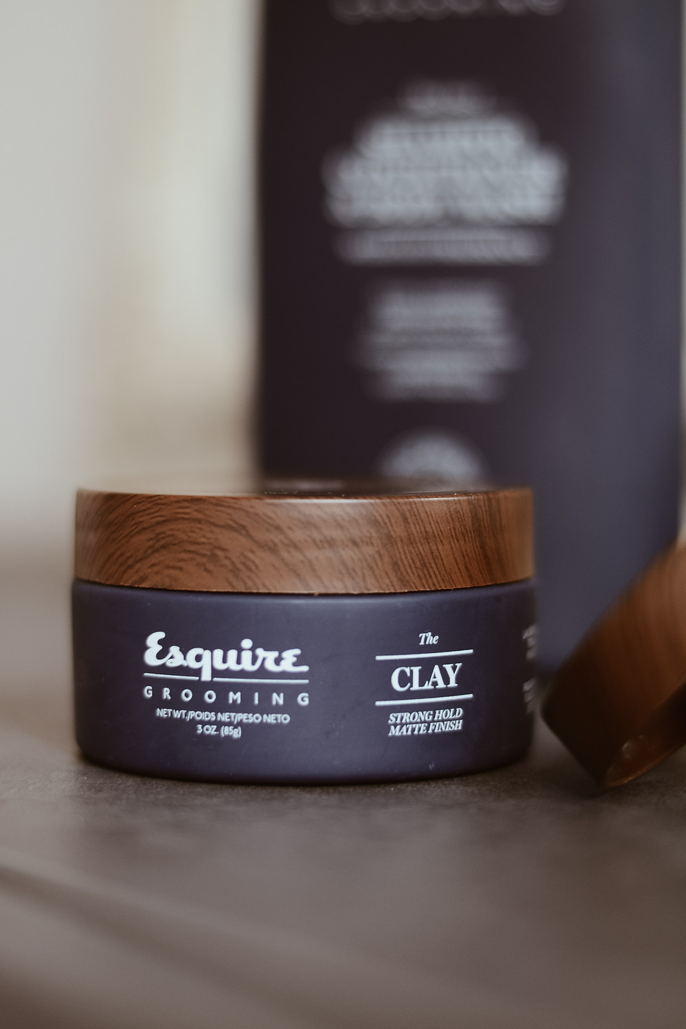 Esquire Grooming Mencare - The Clay