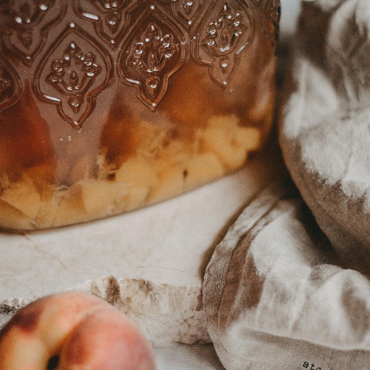 Pfirsich-Eistee selbst gemacht!