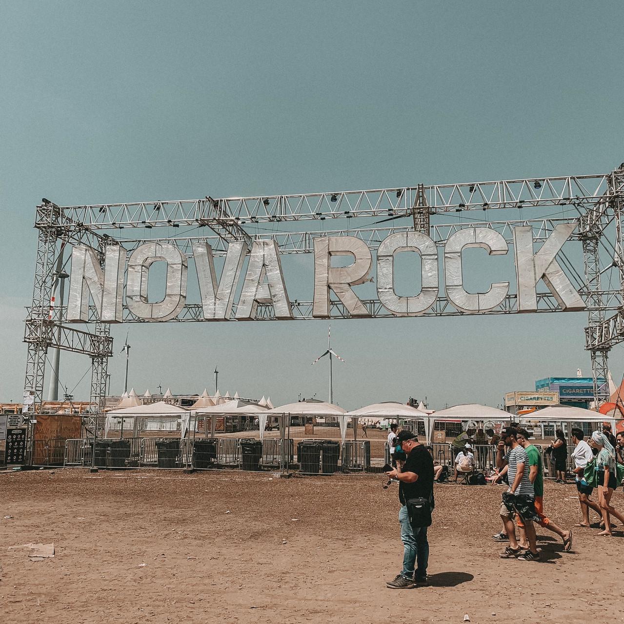 Mit HOFER am NOVA ROCK FESTIVAL 2019