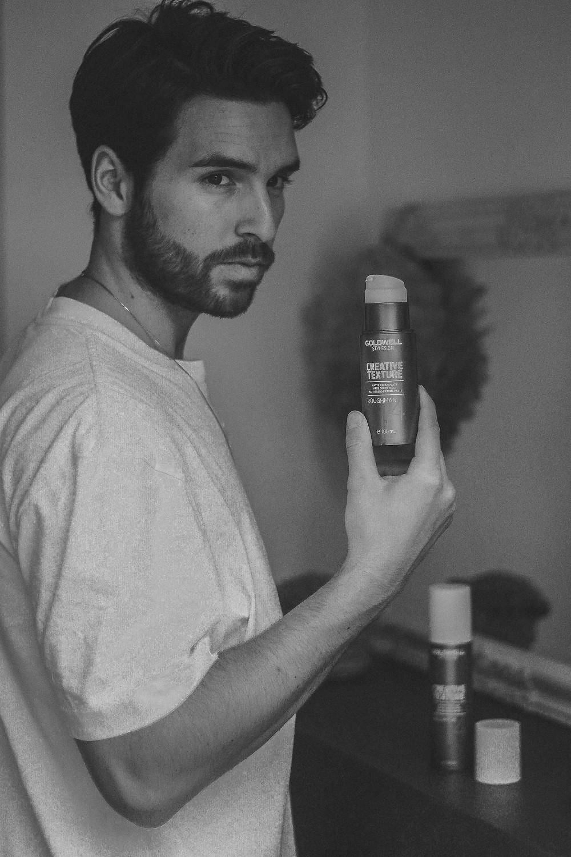Haarpflege für Männer! Wow-Hair!