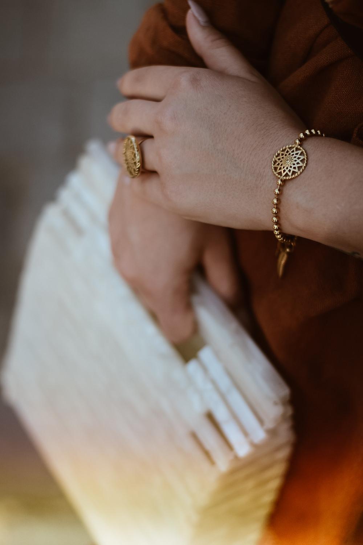 Golden Jewellry
