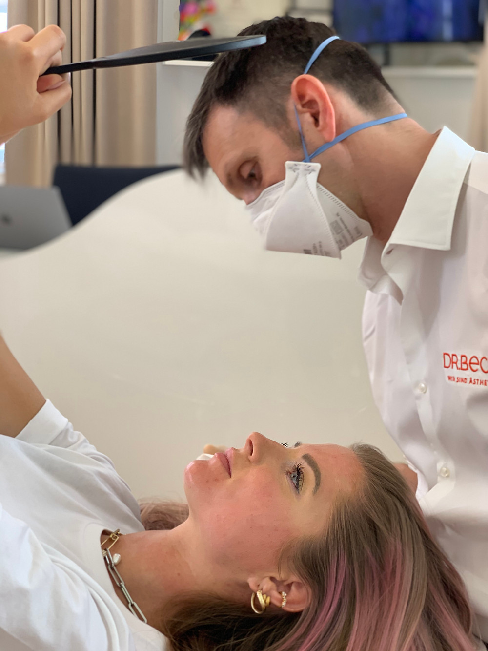 #VAMPIREFACIAL LIFTING MIT EIGENBLUT