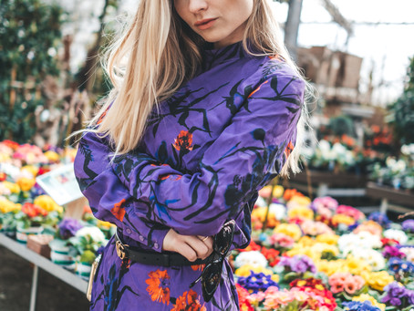 TRENDREPORT: SPRING 2018 MEANS COLORS! IT'S TIME FOR COLORFUL DRESSES!