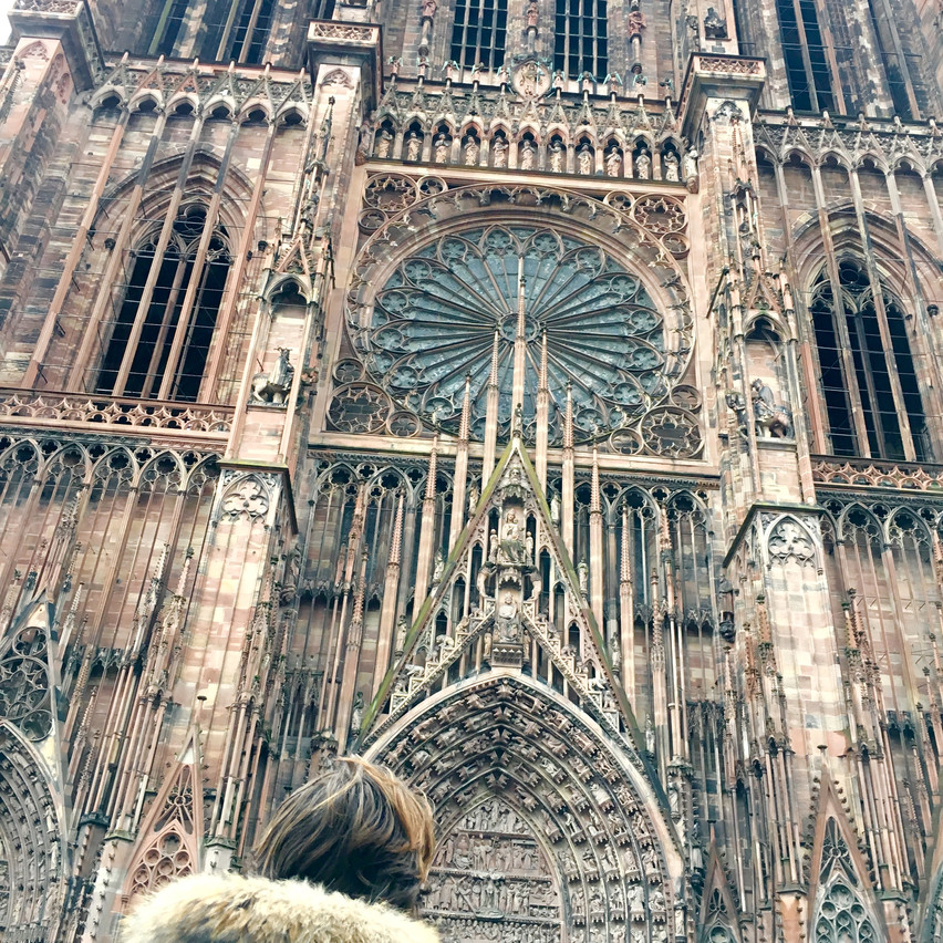 Cathedrale Notre Dame Strasbourg