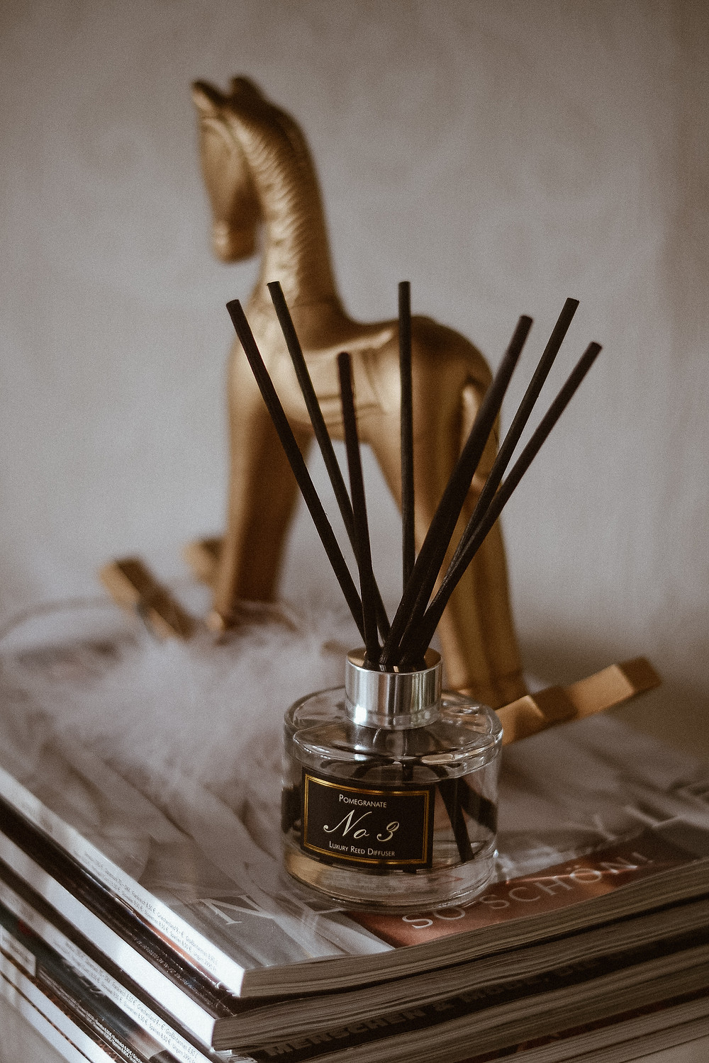 Luxury reed diffuser by HOFER