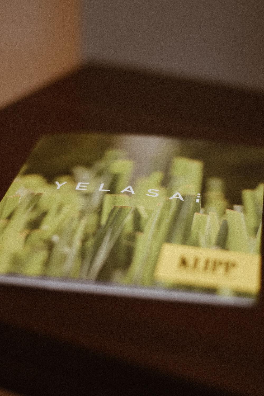 Yelasai at KLIPP Frisör