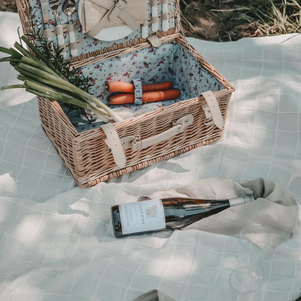 Picknick mit HOFER #zumhoferpreis