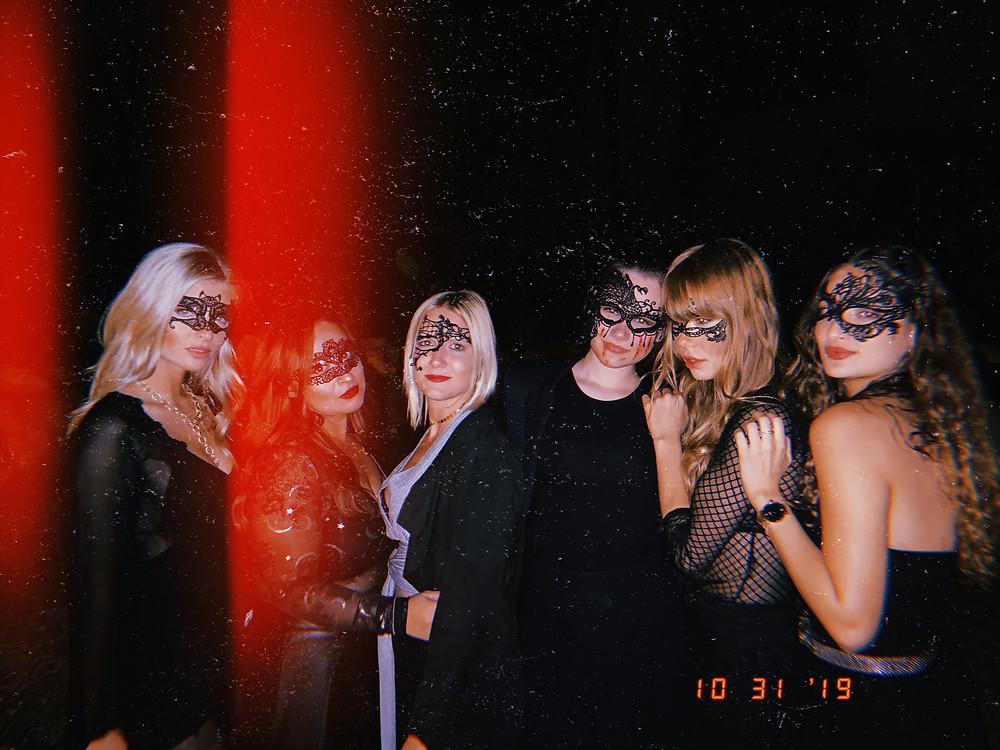 Halloweenparty Las Dalias Ibiza