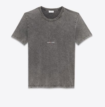 Oversize T-Shirt YSL