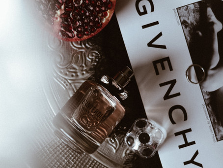 BEAUTY: L'INTERDIT BY GIVENCHY #ALLOWNORULES