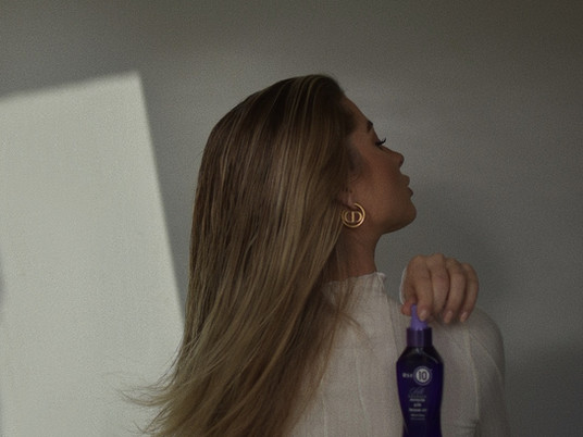 HAIR: IT'S A 10! LEAVE-IN CONDITIONER. WORTH THE HYPE?