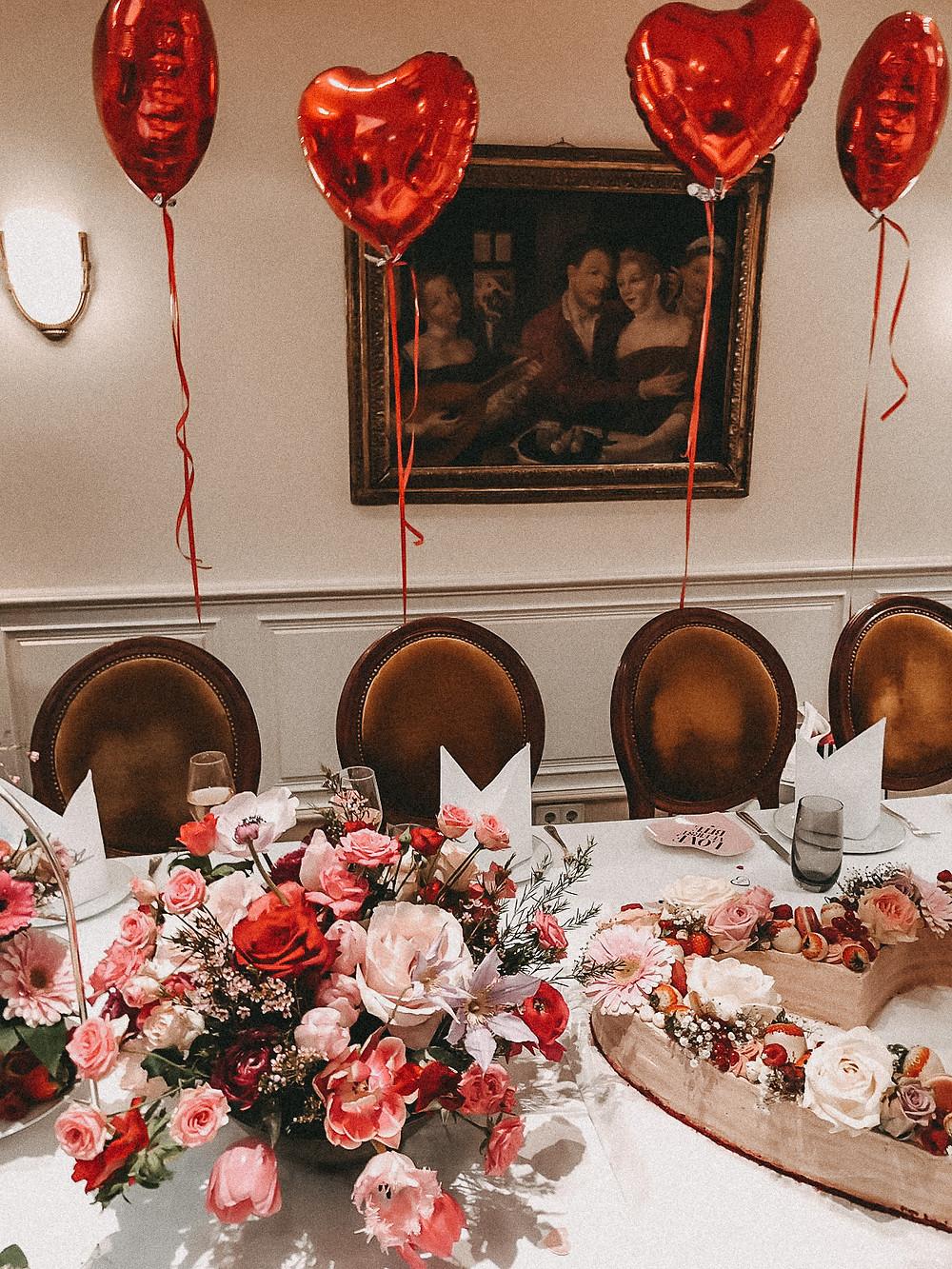 Hunkemöller Valentine's Day Shooting