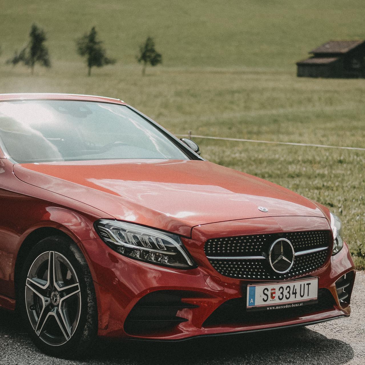 Mercedes Benz C300d