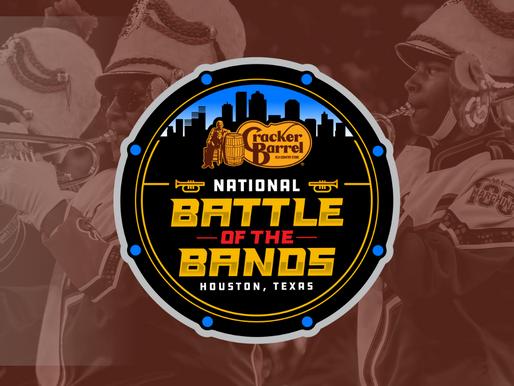 Cracker Barrel National Battle of the Bands Rescheduled for 2021
