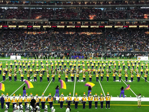 2019 Cracker Barrel National Battle of the Bands Leaves Its Mark on Houston!